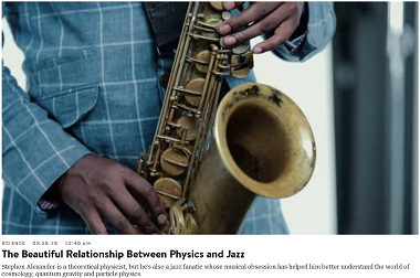 Physics and Jazz